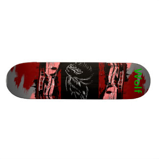 The Wolf Skate Board