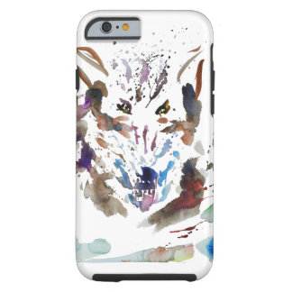 ''The wolf'' Tough iPhone 6 Case