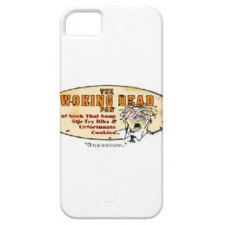 The wolking dead fun caricature check the spelling iPhone 5 cases