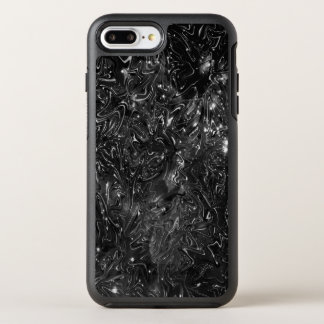 The Wolves Hidden in the Black Diamond Galaxy OtterBox Symmetry iPhone 8 Plus/7 Plus Case