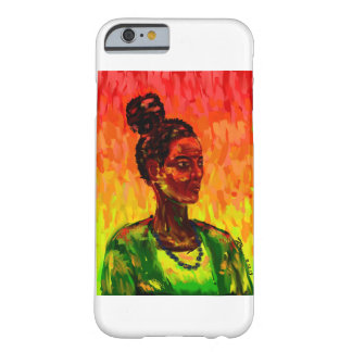The woman - abstract design Iphone case(6/6s) Barely There iPhone 6 Case