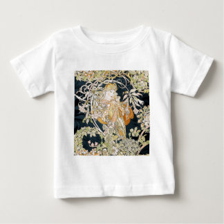 The woman who has miyushiya and hinagiku baby T-Shirt
