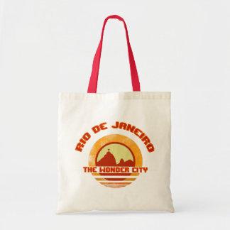 The wonder city rj budget tote bag