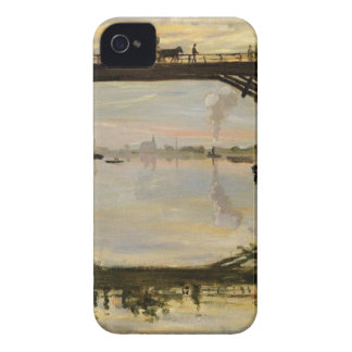The Wooden Bridge by Claude Monet Case-Mate iPhone 4 Case