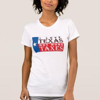 The Woodlands Tea Party womans shirt