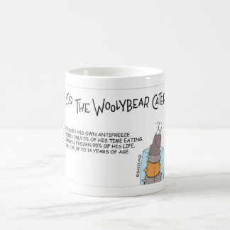 The Woolybear caterpillar Coffee Mug