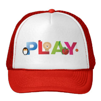 the word play hat