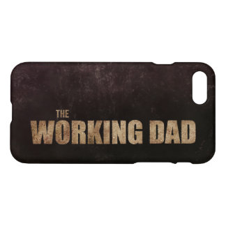 The Working Dad TV Series Parody Funny iPhone 8/7 Case