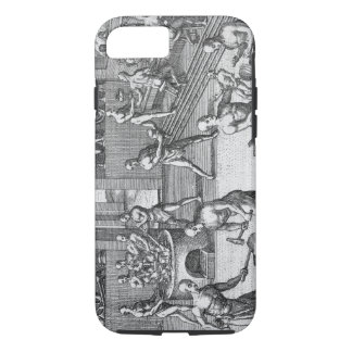 The workshop of Atahualpa's goldsmiths in Quito, f iPhone 7 Case