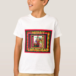 The world around Me is happy to Have You colors Me T-Shirt