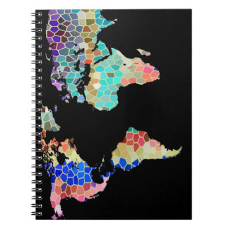 The World in Black Notebook