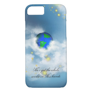The World In His Hands iPhone 8/7 Case