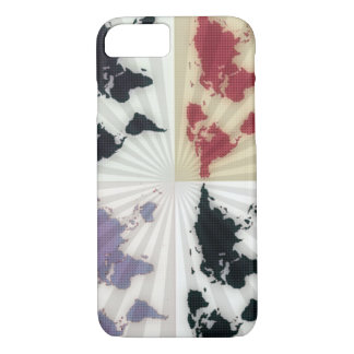 the-world iPhone 7 case