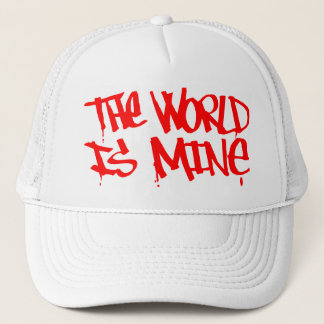 The World is Mine hat