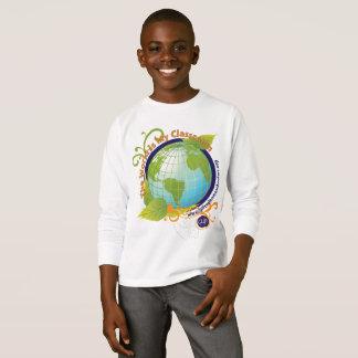 The World is My Classroom - Kids T-Shirt