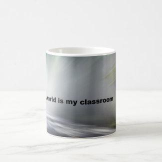 The World is my Classroom - Mug