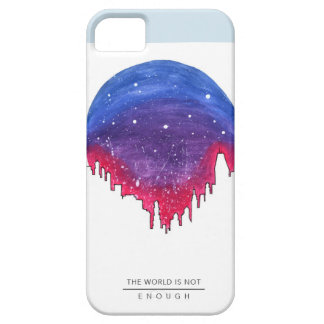 The World Is Not Enough Phonecase iPhone 5 Case