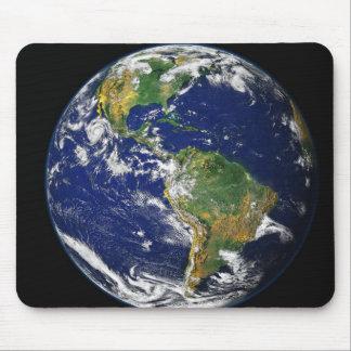 """The World"" Mousepad"