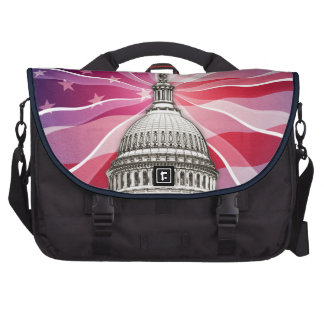 The World of Politics Laptop Computer Bag