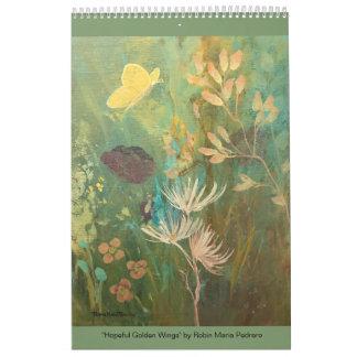 The World of Robin Maria Pedrero Wall Calendars