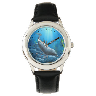 The World Of The Dolphin Watches