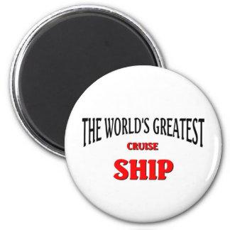The World s Greatest Cruise Ship Fridge Magnets