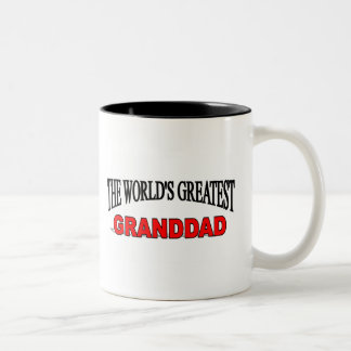 The World s Greatest Granddad Coffee Mugs
