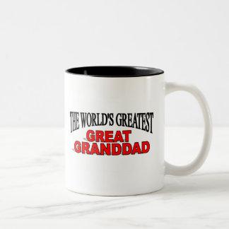 The World s Greatest Great Granddad Mug