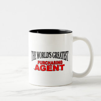 The World s Greatest Purchasing Agent Coffee Mug