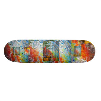 The World. Skate Board Decks