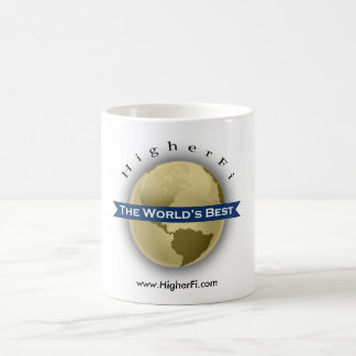 The World's Best by HigherFi Coffee Mug