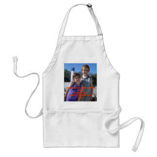 THE WORLD'S BEST DADDY EVER!BLAKE  - Customized Standard Apron