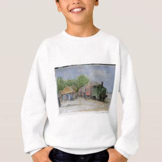 The World's first railway Sweatshirt