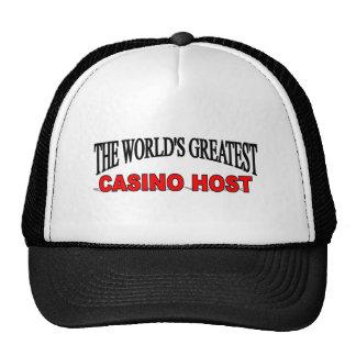 The World's Greatest Casino Host Trucker Hats