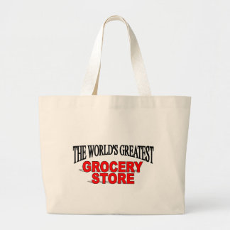 The World's Greatest Grocery Store Tote Bag