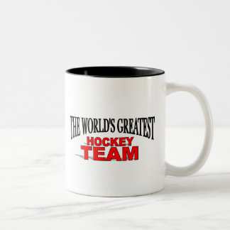 The World's Greatest Hockey Team Coffee Mug
