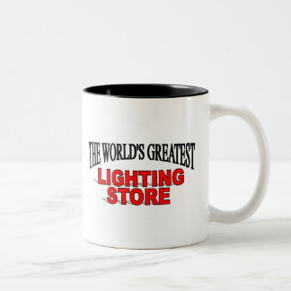 The World's Greatest Lighting Store Mug