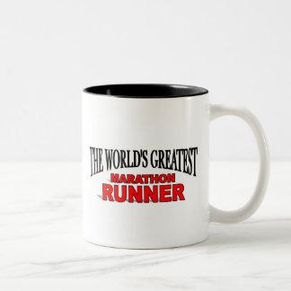 The World's Greatest Marathon Runner Mug