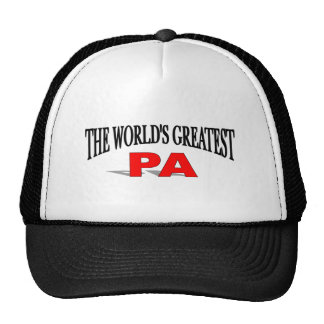 The World's Greatest Pa Cap