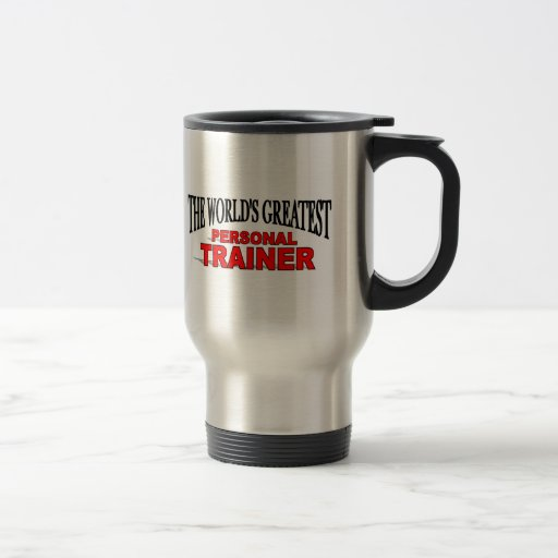 The World's Greatest Personal Trainer Mugs