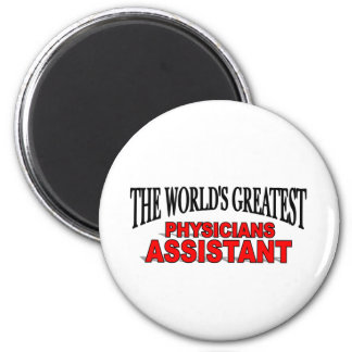 The World's Greatest Physicians Assistant Magnet