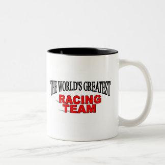 The World's Greatest Racing Team Coffee Mugs
