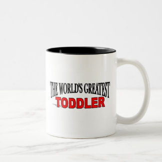 The World's Greatest Toddler Coffee Mugs