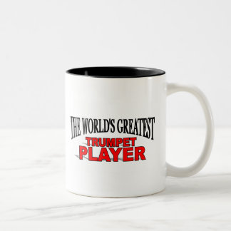 The World's Greatest Trumpet Player Mugs