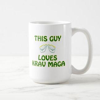 The World's Krav Maga This Guy Loves Mugs