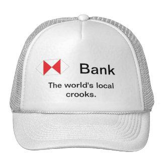 The World's Local Crooks. Cap