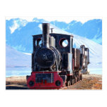 The world's northernmost train, Svalbard Post Cards