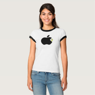 The worm likes apple T-Shirt