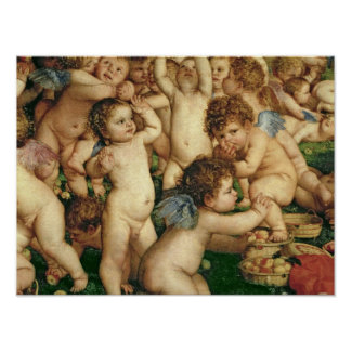 The Worship of Venus, 1519 Poster