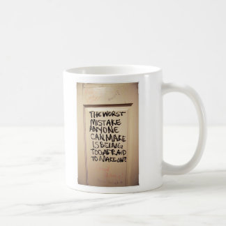 The Worst Mistake Coffee Mugs